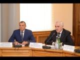 Ингушетия.Мурат Зязиков  отметил рекордный урожай зерна на Смоленщине