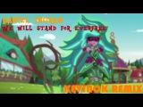 [MLP] Daniel Ingram - We Will Stand For Everfree (KevinOKs Remix)