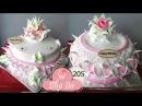 Cách Làm Bánh Kem Đơn Giản Đẹp ( 205 ) Cake Icing Tutorials Buttercream ( 205 )