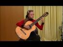 2 Конкурс миниатюры Nota bene!. Лауреат Гран-при. Бестигольникова Татьяна, гитара, 11 ...