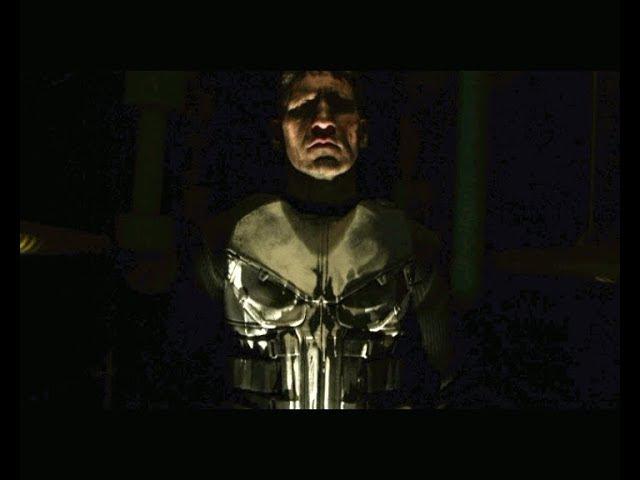 Marvel's The Punisher 1x11 Punisher Is Back Basement Shootout Full Scene