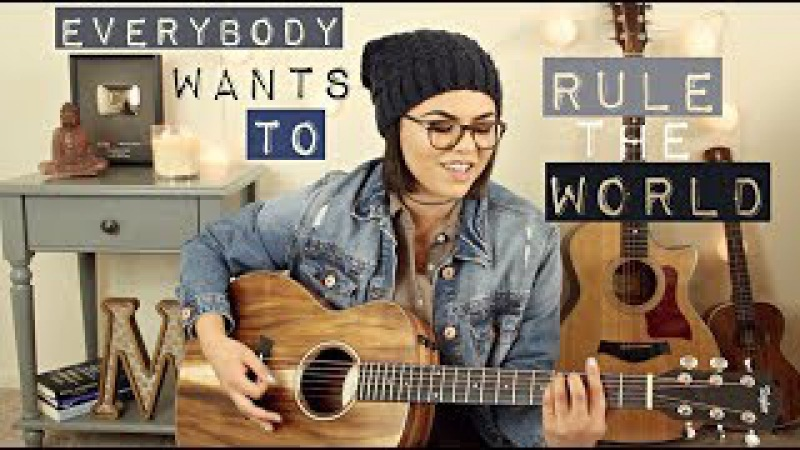Everybody Wants To Rule The World - Tears For Fears Cover Mackenzie Johnson