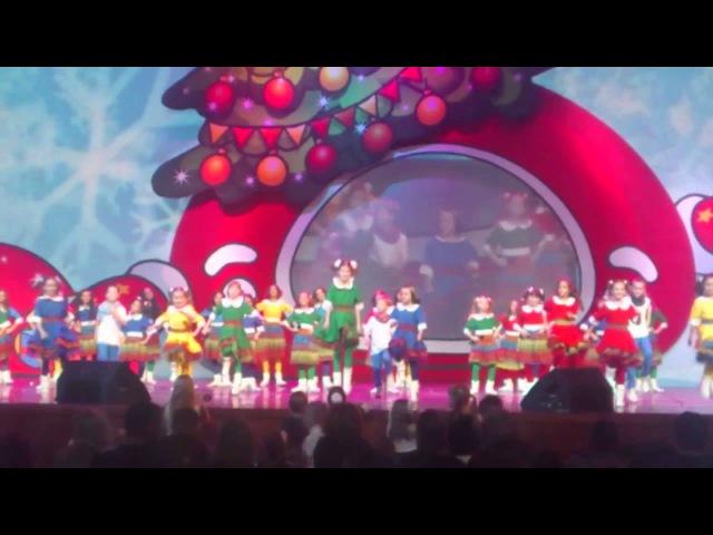 ДЭС НЕЙНА. Кремль. Новогодний концерт Детского радио - 2014 год