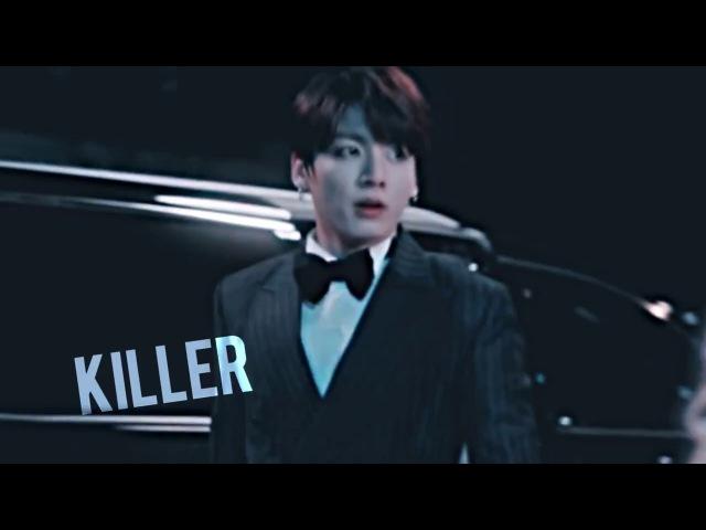 BTS || WRONG || CRIMINAL!AU [FMV]