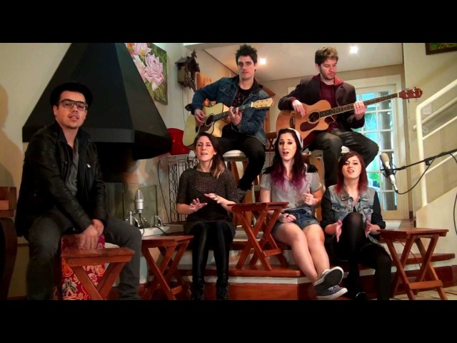 Cup Song / Justin Timberlake cover by Banda Melody (Summer Love, My Love, Suit and Tie, Mirrors)