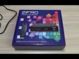 ZIFRO DT2-M7 (DVB-TT2). Обзор цифровой ТВ приставки