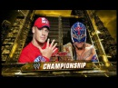 LUCHA COMPLETA: John Cena vs Rey Mysterio Campeonato WWE | Raw Latino ᴴᴰ