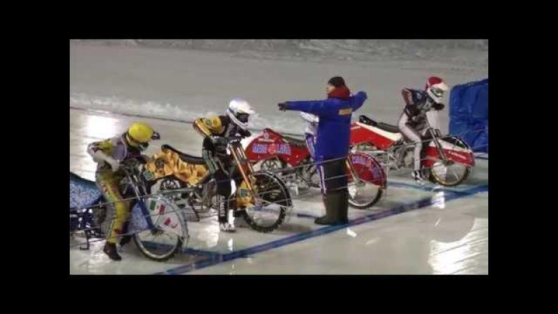Финал личного чемпионата России 28.12.2012 ice speedway