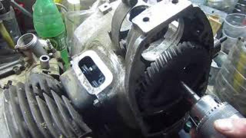 причина посторонних звуков в моторах урал днепр часть 2