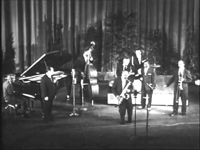 Roy Eldridge, Coleman Hawkins, Vic Dickenson 1958 Cannes - Undecided TVtext