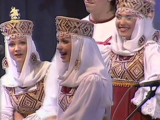 Голосочек закатимай - Pyatnitsky Russian Folk Chorus