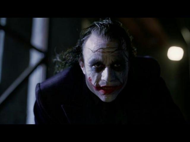 Джокер против Бэтмена. Последный бой - Темный рыцарь (2008)