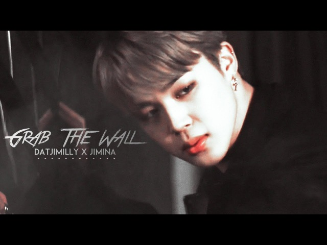Jimin ─ grab the wall ; collab w/ jimina
