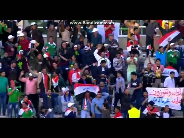 Iraq 1 - 0 vietnam - Eliminatorias al Mundial de Rusia2018