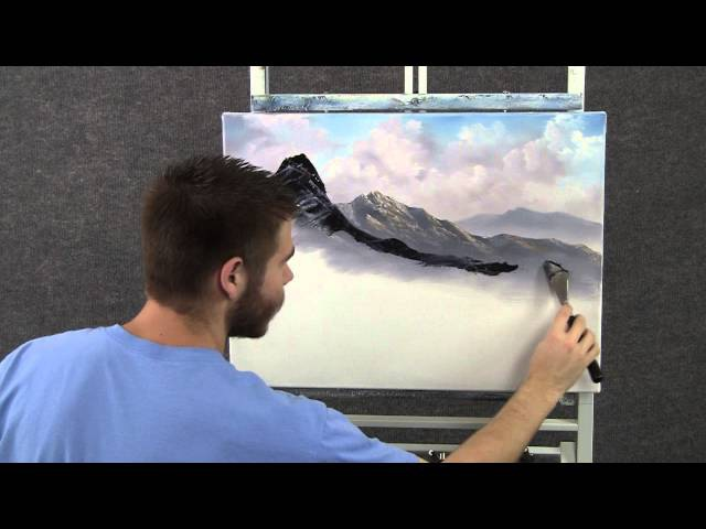 Meadow View - Paint with Kevin Hill