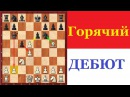 Шахматы. ОЧЕНЬ ГОРЯЧИЙ ДЕБЮТ