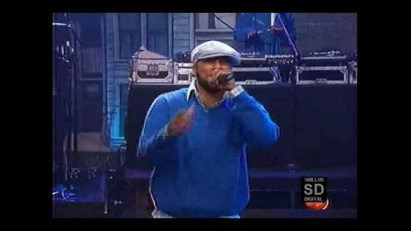 Common - The Corner (Live) - with The Last Poets