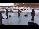 Конопатая рыбалка со льда - ПРиО Лагуна 20.11.2016