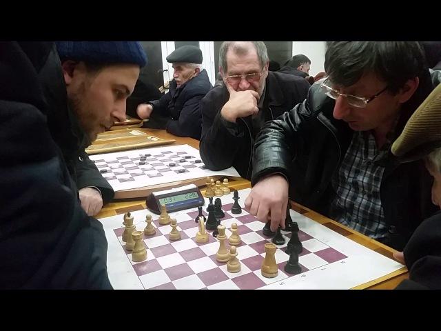 Нетипичный шахматист - Заморский мастер))