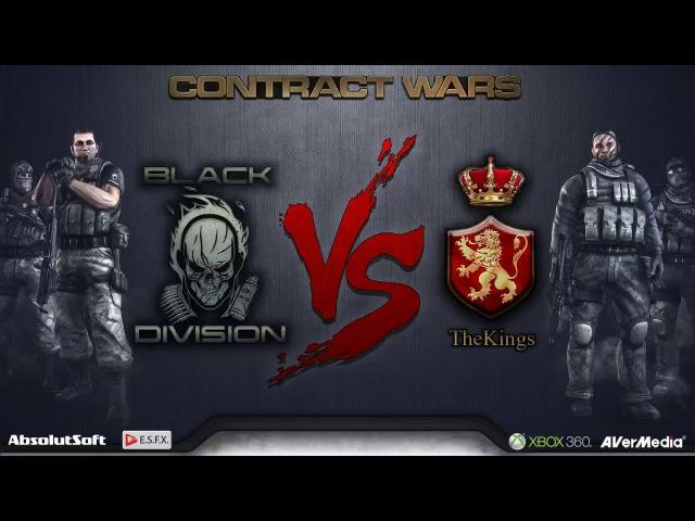 Contract Wars. The Kings vs BD, разработчики против игроков, 11.09.13 Полная версия.