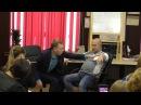 Демонстрация гипнотических феноменов- каталепсия рук, обезболивание. Отзыв участника