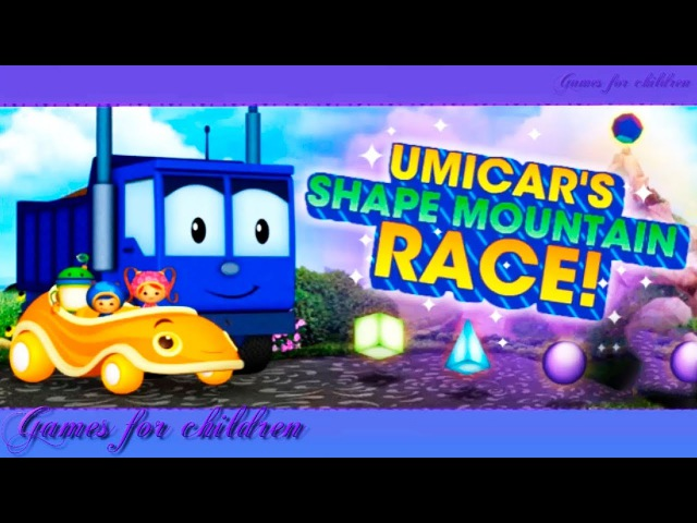 Gameplay Team Umizoomi Umicars Share mountain race Games for children