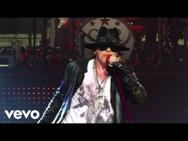 Guns N' Roses - You Could Be Mine (Live)