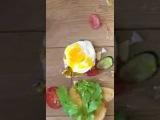 Когда уронил тарелку с едой