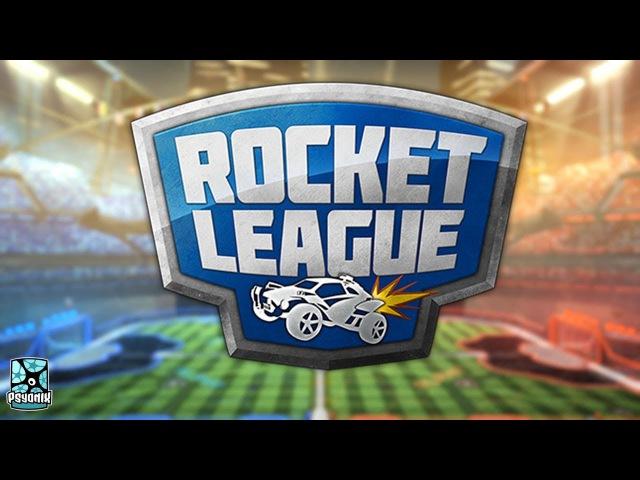 Rocket League - Как новички играли в футбол и проиграли!