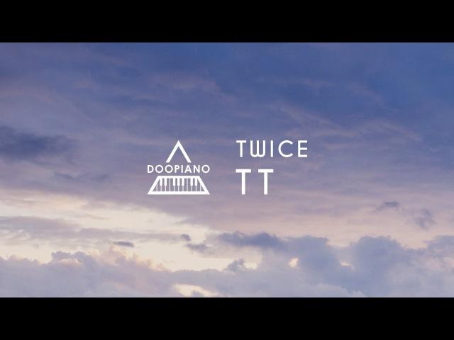 트와이스 (TWICE) - TT Piano Cover