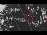 Harry Potter The Vampire Diaries