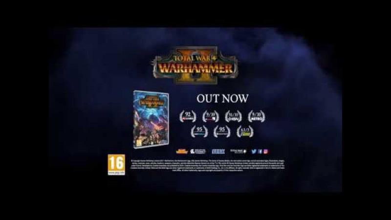 Total War Warhammer II - High Elves Launch trailer | PC