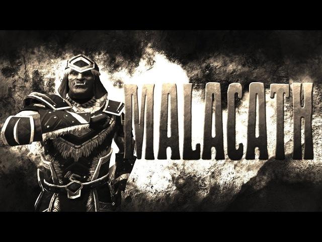 ESO Malacath Motif - Armor Weapon Showcase of the Malacath Style in The Elder Scrolls Online