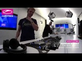 Davey Asprey - Fallout &amp The New World (Davey Asprey Rework) DOUBLE SUPPORT ON A State Of Trance 809