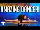 AMAZING CONTORTION DANCER on Asia's Got Talent   Got Talent Global