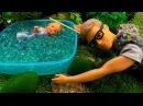 Видео для девочек. 🍢ПИКНИК с Барби в лесу Штеффи убежала от родителей и упала в...