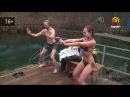 Казанцы отправились купаться на Голубое озеро несмотря на прохладную погоду