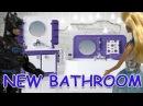 Barbie New Bathroom ❤ Gift Batman 🛀 Ванная Комната для Кукол Барби Игрушки для девочек BLT TV