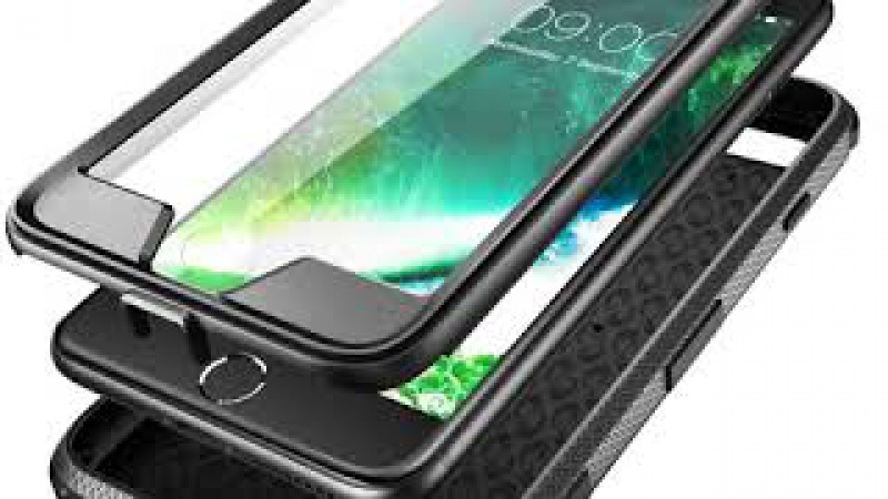 IPhone 8 Plus Case, [Armorbox] Built In [Screen Protector] [Heavy Duty Protection ] Shock Reduction
