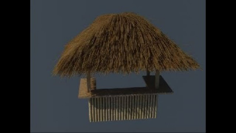 Request Thatched Roof
