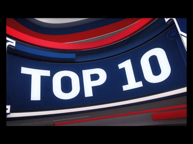 Top 10 Plays of the Night: November 20, 2017