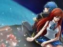 Fairy Tail Джерар и Эрза - А я огонь, яркая сильная