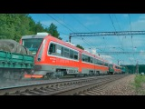 Дизель-поезда для Сербии Diesel-electric passenger train for Serbia