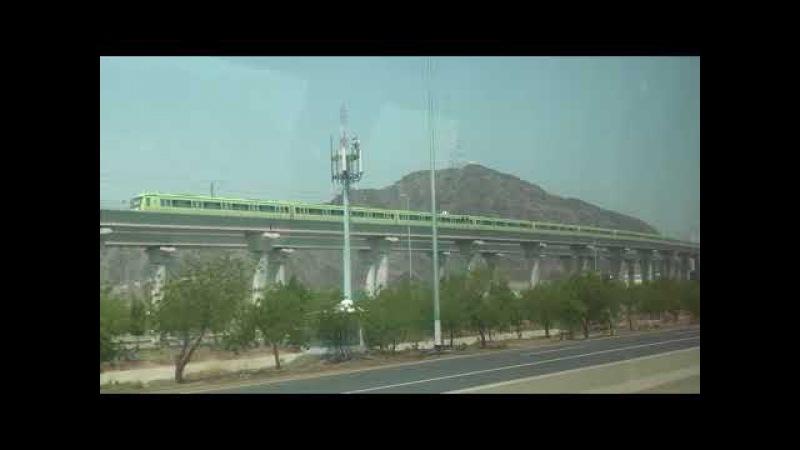 Jemaah Haji pada Tahun 2018 diperkirakan Menggunakan Kereta Api Tercepat Antara Madinah dan Mekah