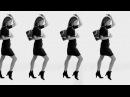 Alicia Vikander DANCES and DAB pour Louis Vuitton