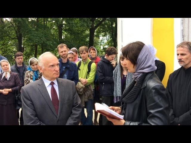 Интервью: о священстве и других вопросах (г.Гагарин, 2016.09.07) — Осипов А.И.