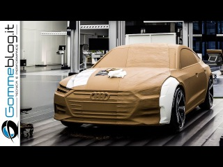 2018 Audi A7 Sportback CAR DESIGN FACTORY - How It's Made