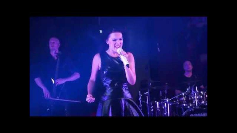 Supremacy (Cover) Tarja Turunen Live in Mérida Yucatán (HD)