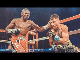 Vasyl Lomachenko vs Guillermo Rigondeaux | Best Knockouts