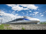Китай запустил новые высокоскоростные поезда полностью отечественной разработки